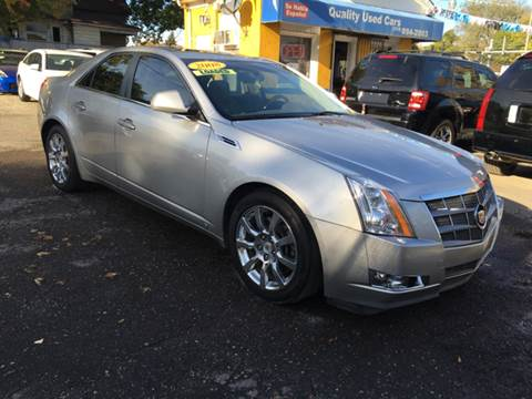 2008 Cadillac CTS for sale at C & M Auto Sales in Detroit MI