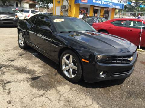 2010 Chevrolet Camaro for sale at C & M Auto Sales in Detroit MI