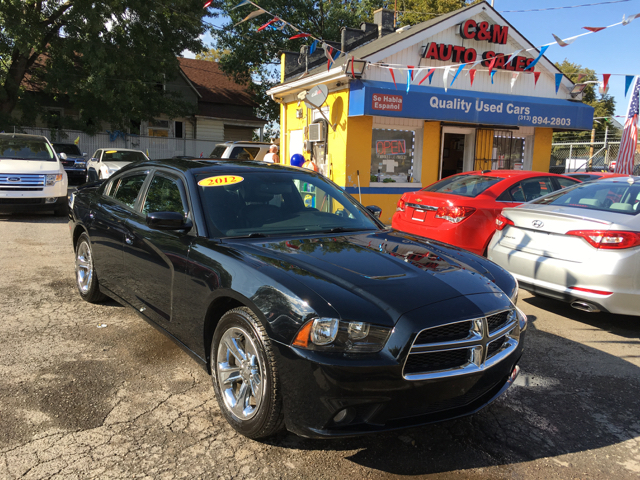 2012 Dodge Charger for sale at C & M Auto Sales in Detroit MI