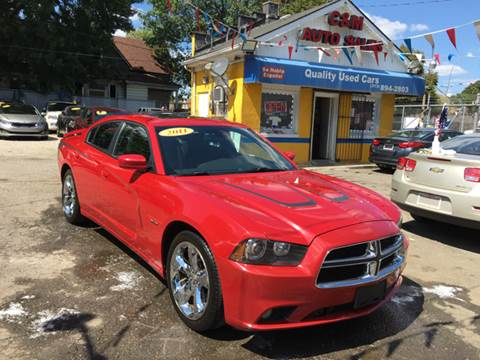 2011 Dodge Charger for sale at C & M Auto Sales in Detroit MI