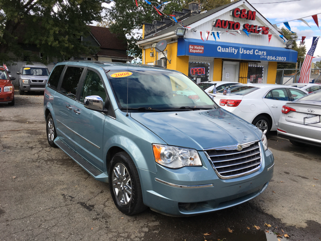 2008 Chrysler Town and Country for sale at C & M Auto Sales in Detroit MI