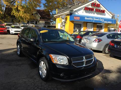 2007 Dodge Caliber for sale at C & M Auto Sales in Detroit MI