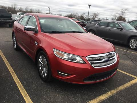 2010 Ford Taurus for sale at C & M Auto Sales in Detroit MI