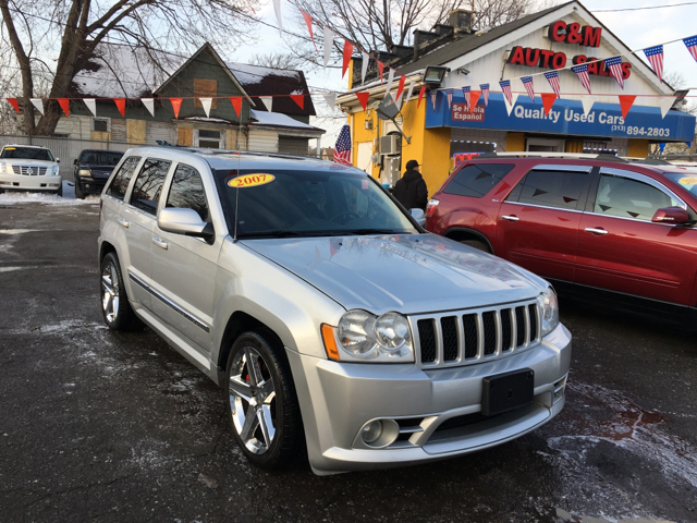 Jeep Srt8 For Sale Near Me >> 2007 Jeep Grand Cherokee Srt8 4dr Suv 4wd In Detroit Mi C