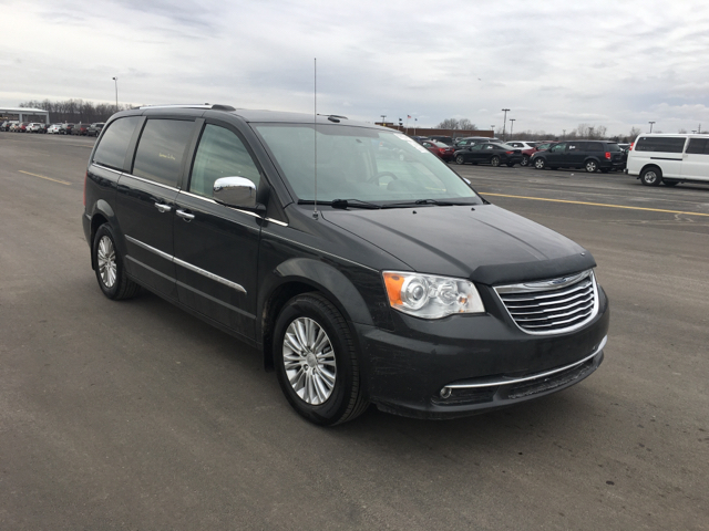 2011 Chrysler Town and Country for sale at C & M Auto Sales in Detroit MI