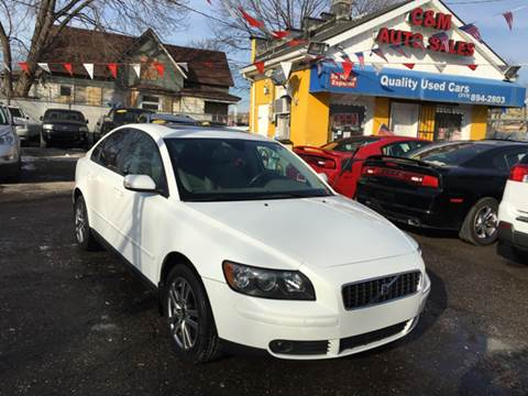 2006 Volvo S40 for sale at C & M Auto Sales in Detroit MI