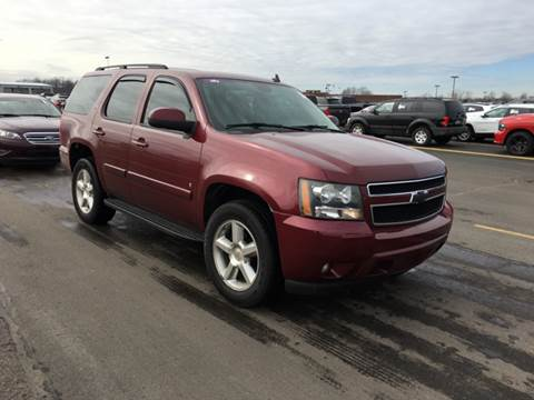 2008 Chevrolet Tahoe for sale at C & M Auto Sales in Detroit MI