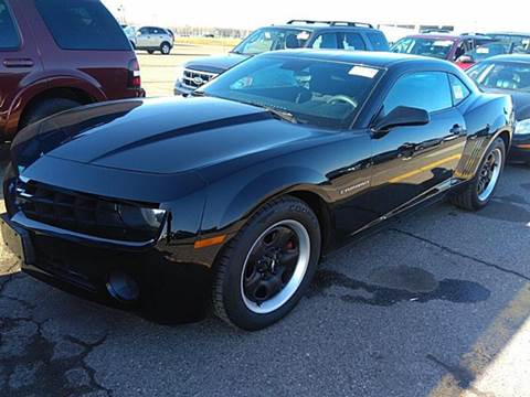 2011 Chevrolet Camaro for sale at C & M Auto Sales in Detroit MI