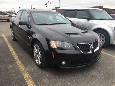 2009 Pontiac G8 for sale at C & M Auto Sales in Detroit MI
