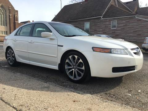 2005 Acura TL for sale at C & M Auto Sales in Detroit MI