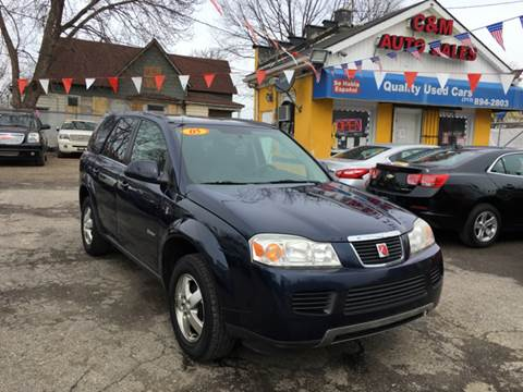 2007 Saturn Vue for sale at C & M Auto Sales in Detroit MI