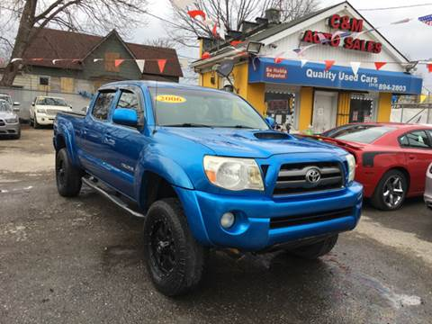 2006 Toyota Tacoma for sale at C & M Auto Sales in Detroit MI