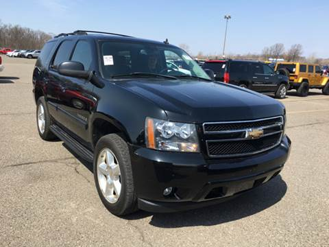 2007 Chevrolet Tahoe for sale at C & M Auto Sales in Detroit MI