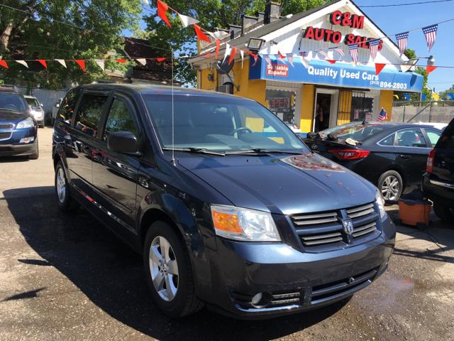 2009 Dodge Grand Caravan for sale at C & M Auto Sales in Detroit MI