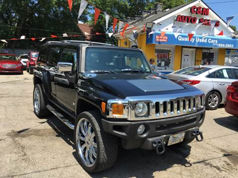 2006 HUMMER H3 for sale at C & M Auto Sales in Detroit MI