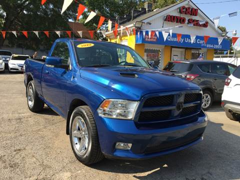 2010 Dodge Ram Pickup 1500 for sale at C & M Auto Sales in Detroit MI