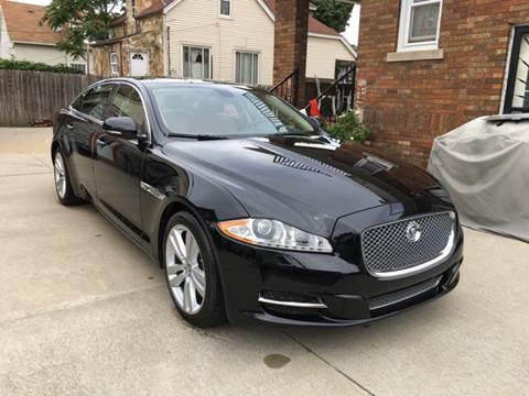2011 Jaguar XJL for sale at C & M Auto Sales in Detroit MI