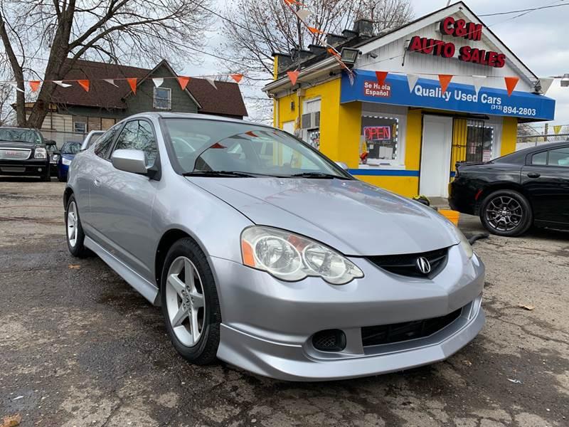 2004 Acura Rsx Type S >> 2004 Acura Rsx Type S 2dr Hatchback In Detroit Mi C M Auto Sales