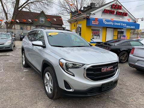 2018 GMC Terrain for sale in Detroit, MI