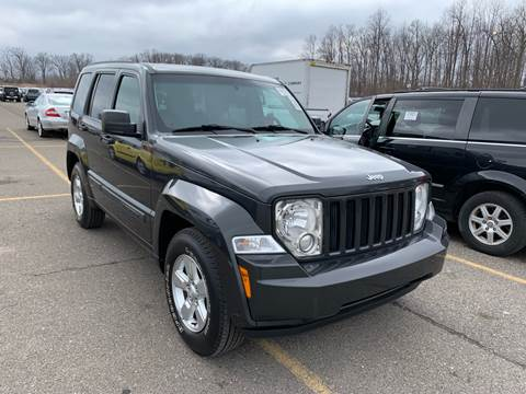 2010 Jeep Liberty for sale in Detroit, MI