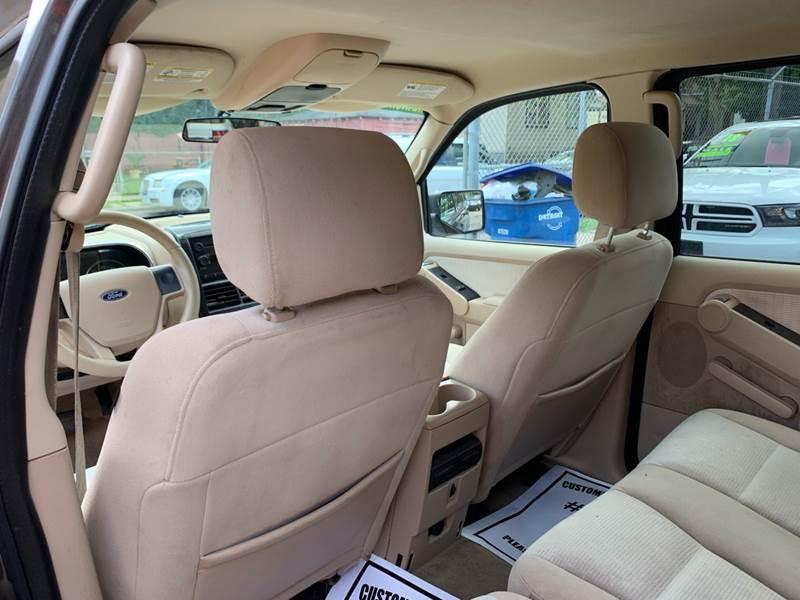 2006 Ford Explorer Xlt 4dr Suv 4wd V6 In Detroit Mi C