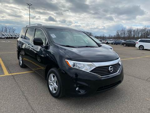 2017 Nissan Quest SV for sale at C & M Auto Sales in Detroit MI