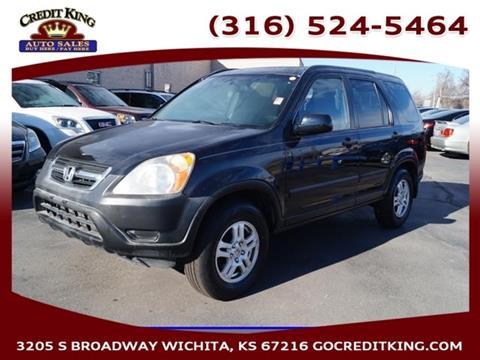 2003 Honda CR-V for sale in Wichita, KS