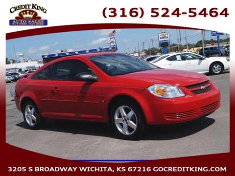 2009 Chevrolet Cobalt for sale at Credit King Auto Sales in Wichita KS