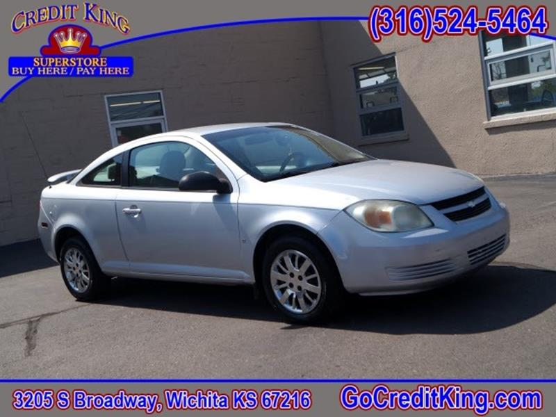 2006 Chevrolet Cobalt for sale at Credit King Auto Sales in Wichita KS
