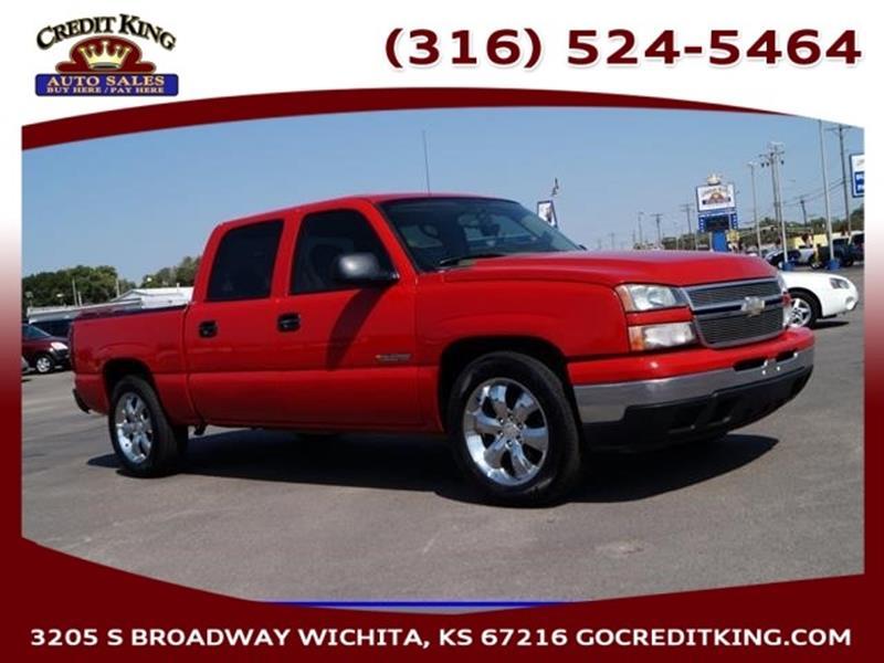 2007 Chevrolet Silverado 1500 Classic for sale at Credit King Auto Sales in Wichita KS