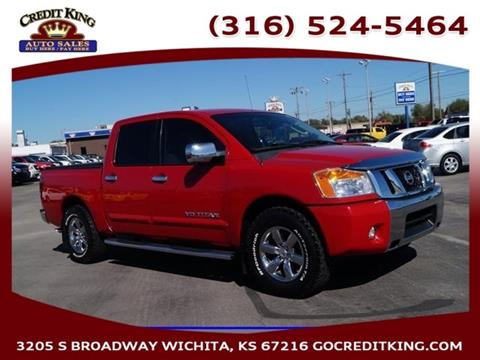 2008 Nissan Titan for sale in Wichita, KS