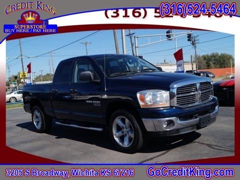 2006 Dodge Ram Pickup 1500 for sale in Wichita, KS