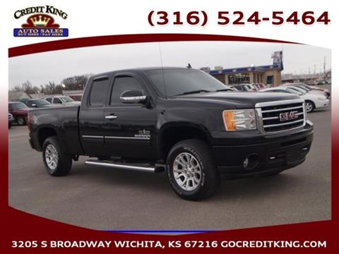 2012 gmc sierra 1500 for sale in kansas for Midway motors used car supercenter mcpherson ks