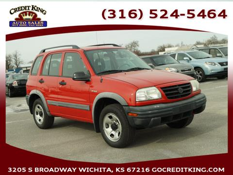 2004 Suzuki Vitara for sale in Wichita, KS