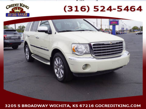 2008 Chrysler Aspen for sale at Credit King Auto Sales in Wichita KS