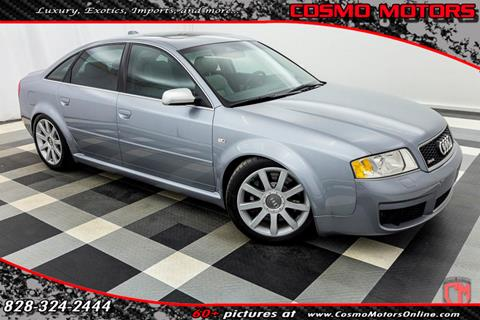 2003 Audi RS 6 for sale in Hickory, NC