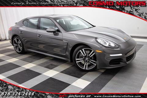 2014 Porsche Panamera for sale in Hickory, NC