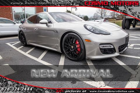 2011 Porsche Panamera for sale in Hickory, NC