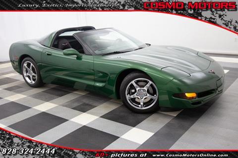 1997 Corvette For Sale >> 1997 Chevrolet Corvette For Sale In Hickory Nc