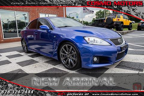 2008 Lexus IS F for sale in Hickory, NC