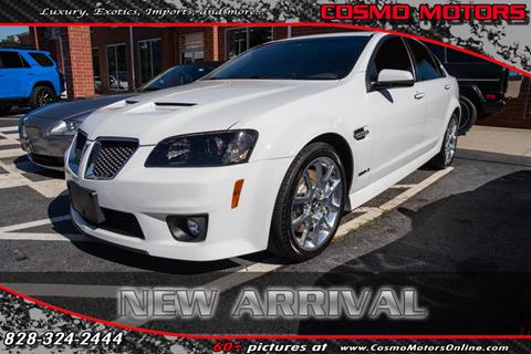 2009 Pontiac G8 for sale in Hickory, NC