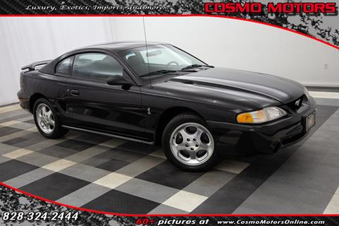1995 Ford Mustang SVT Cobra for sale in Hickory, NC
