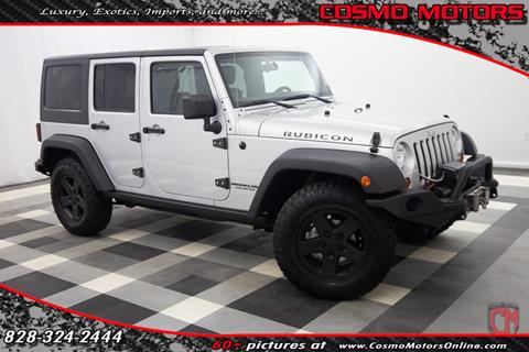 2012 Jeep Wrangler Unlimited for sale in Hickory, NC