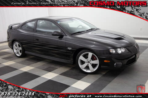 2006 Pontiac GTO for sale in Hickory, NC