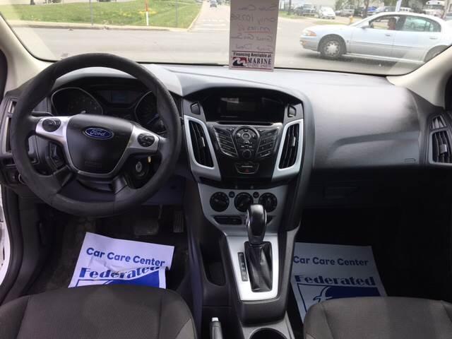 2012 Ford Focus SE 4dr Hatchback - Oshkosh WI