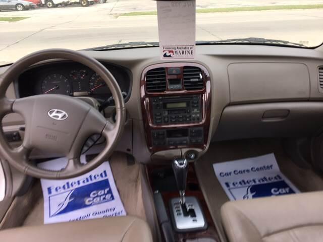 2004 Hyundai Sonata GLS 4dr Sedan - Oshkosh WI