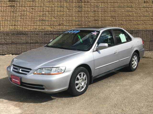 2002 Honda Accord SE 4dr Sedan - Oshkosh WI