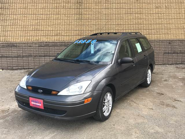 2002 Ford Focus SE 4dr Wagon - Oshkosh WI