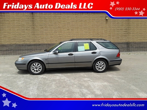 2004 Saab 9-5 for sale in Oshkosh, WI