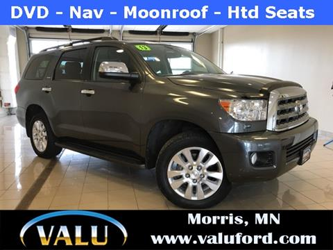 2013 Toyota Sequoia for sale in Morris, MN